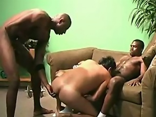 L.J., Ok, in this scene we have 2 black studs who are working broadly in...