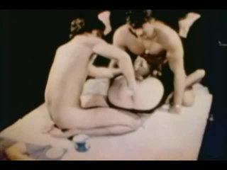 Vintage Gay BDSM And Fisting