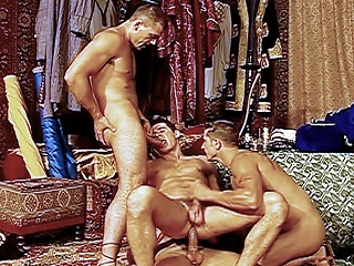 Jock cock sucking action video vanguard these hard muscle studs decide...