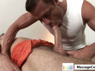 First Time Gay Massage