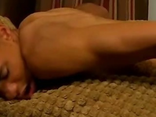 One hot tanned twinks share hot anal ass fake