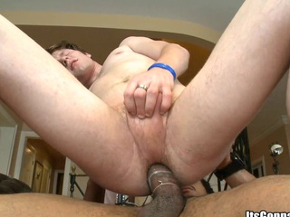 Mouth of that man will be filled with a delicious black sperm