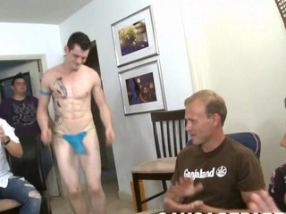 Those guys love a hard dick down their face holes