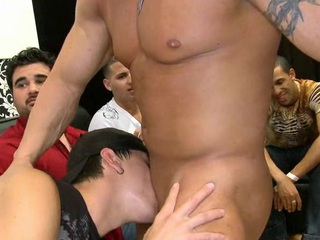 Letting the stripper cum superior to before his youthful face