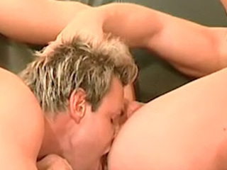 Two sultry twink boyz love fucking each other hard