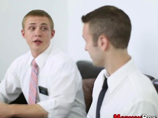 Mormon aggravation fucked recoil from